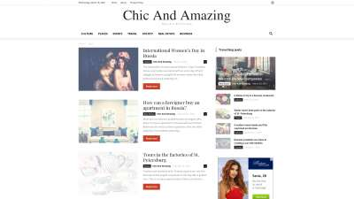 www.chicandamazing.com